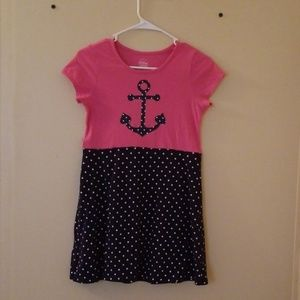 Girls Anchir Dress